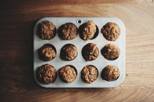 Sweet Potato Muffins -