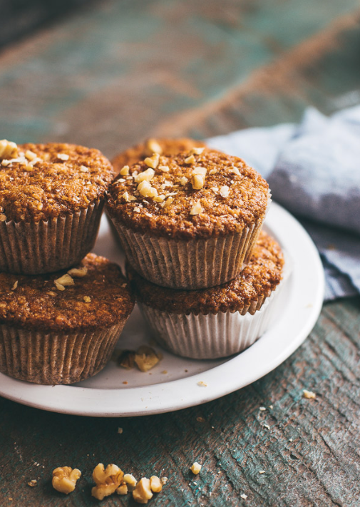 Carrot Muffins -