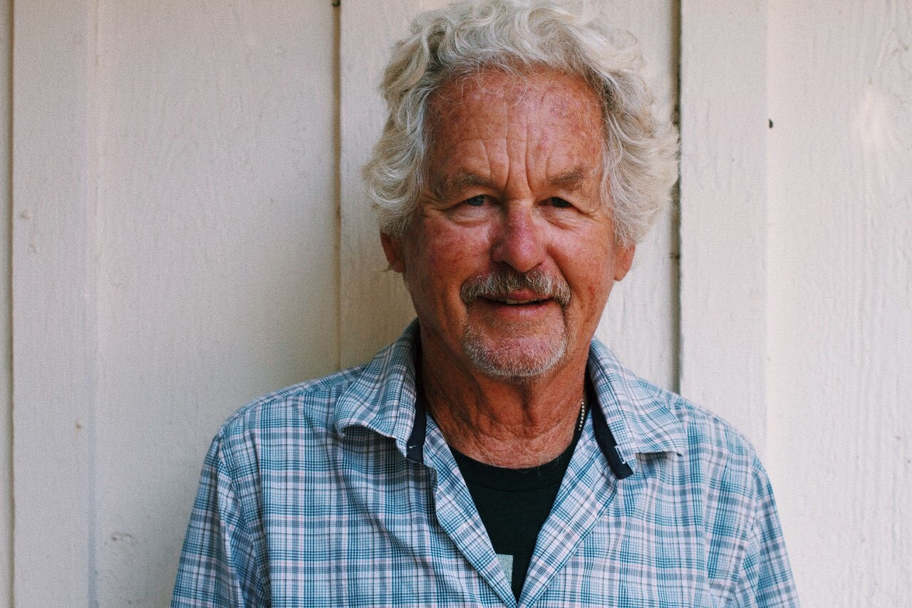 Oh Tom, where do we start with you? You helped us get us off our feet and continue to be a huge support. You just finally got certified organic and you keep getting more land to farm. You grow the best summer melons and tomatoes. Tom's in all of the SB farmers markets, Carp and Goleta.