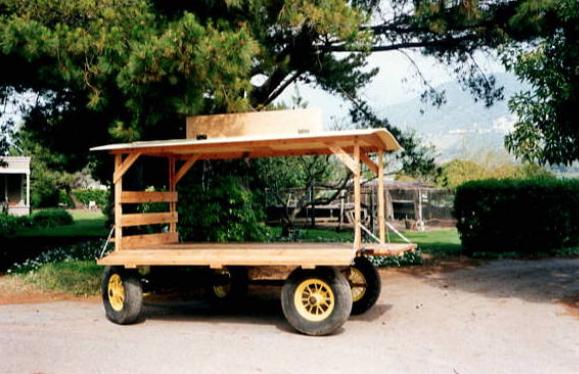 History of The Farm Cart - 8/14/18