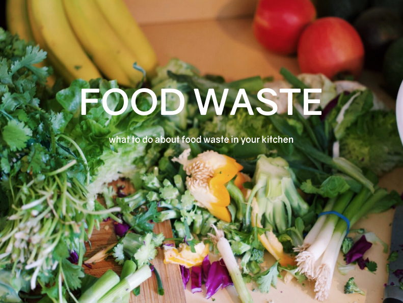 Our struggle with food waste -