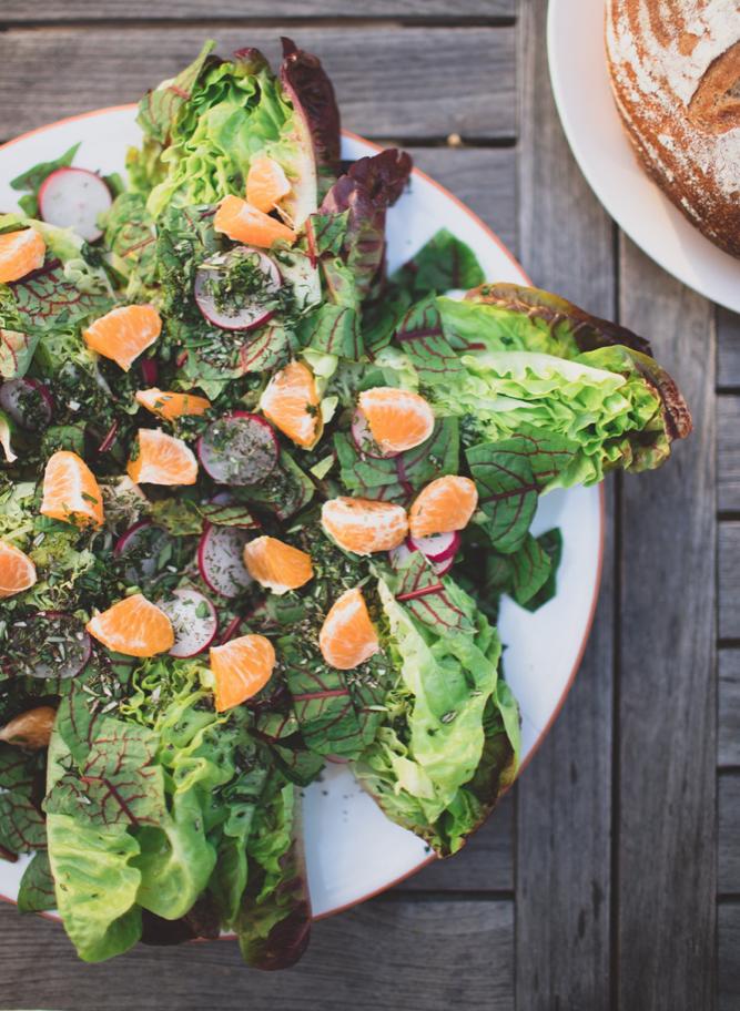 Spring Market Salad -