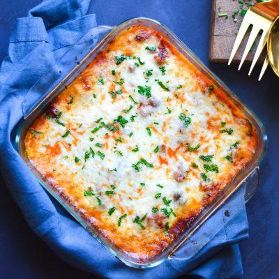Zoodle Spaghetti -
