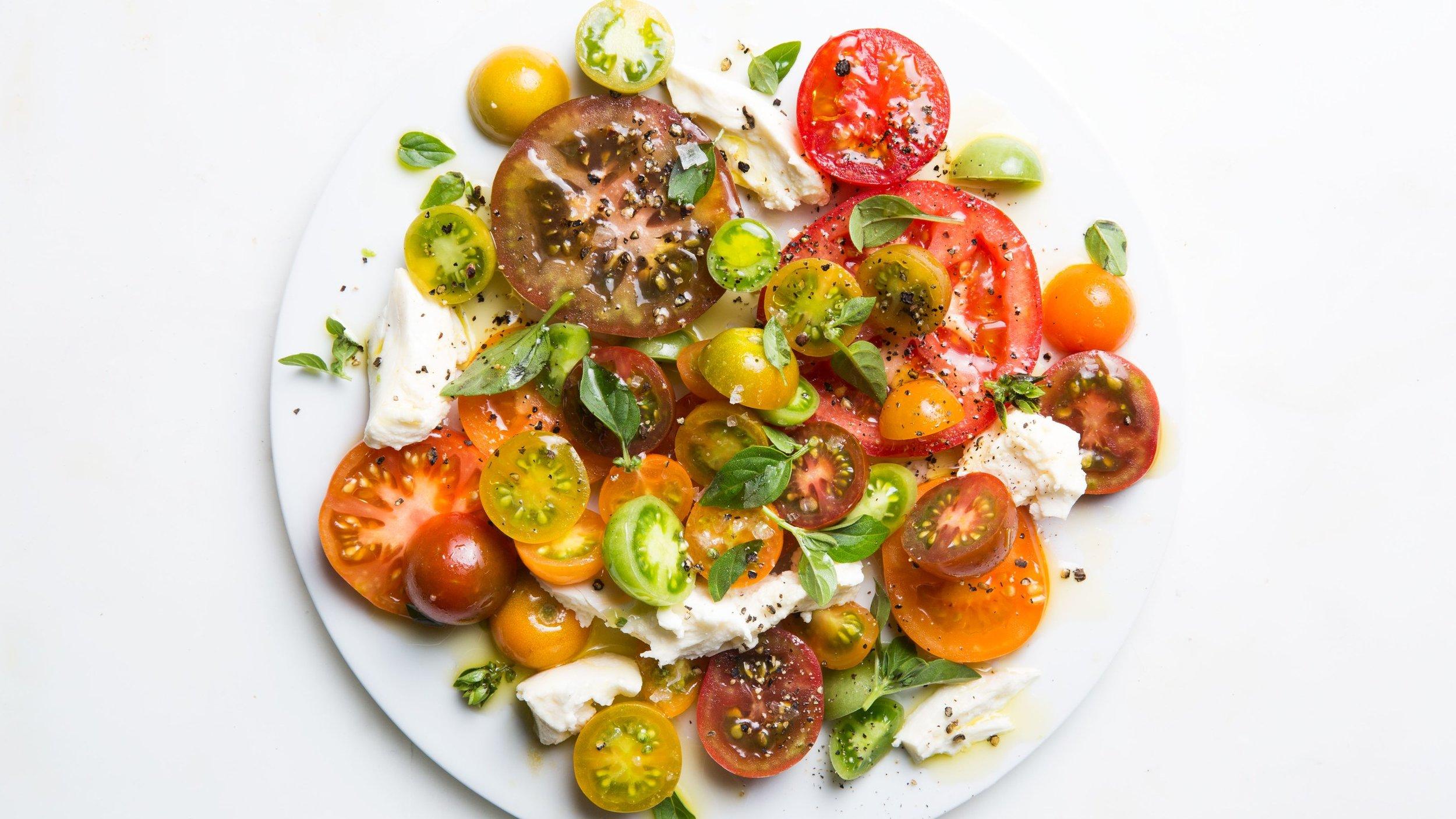 Caprese Salad -