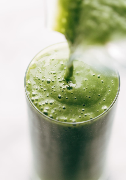 The Best Green Smoothie -