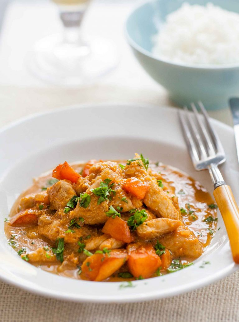 Apricot Chicken -