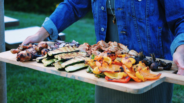 Garden Dinner with Sarah Smith -
