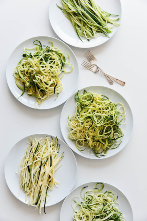 How to Make & Cook Zucchini Noodles -