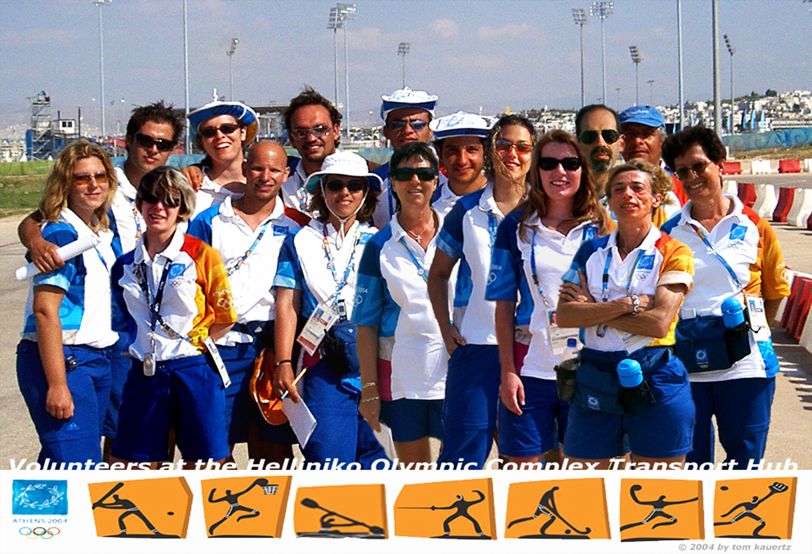 One of the best time of my life -  Athens   2004