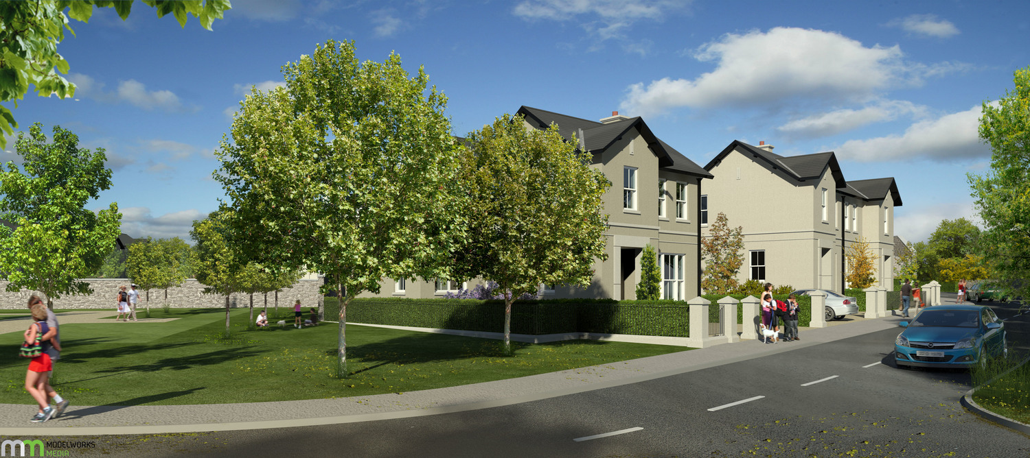 Bolton Hall   A mixed use development of consisting of residential, office, labs, retail and crèche on a site of 4,76ha.