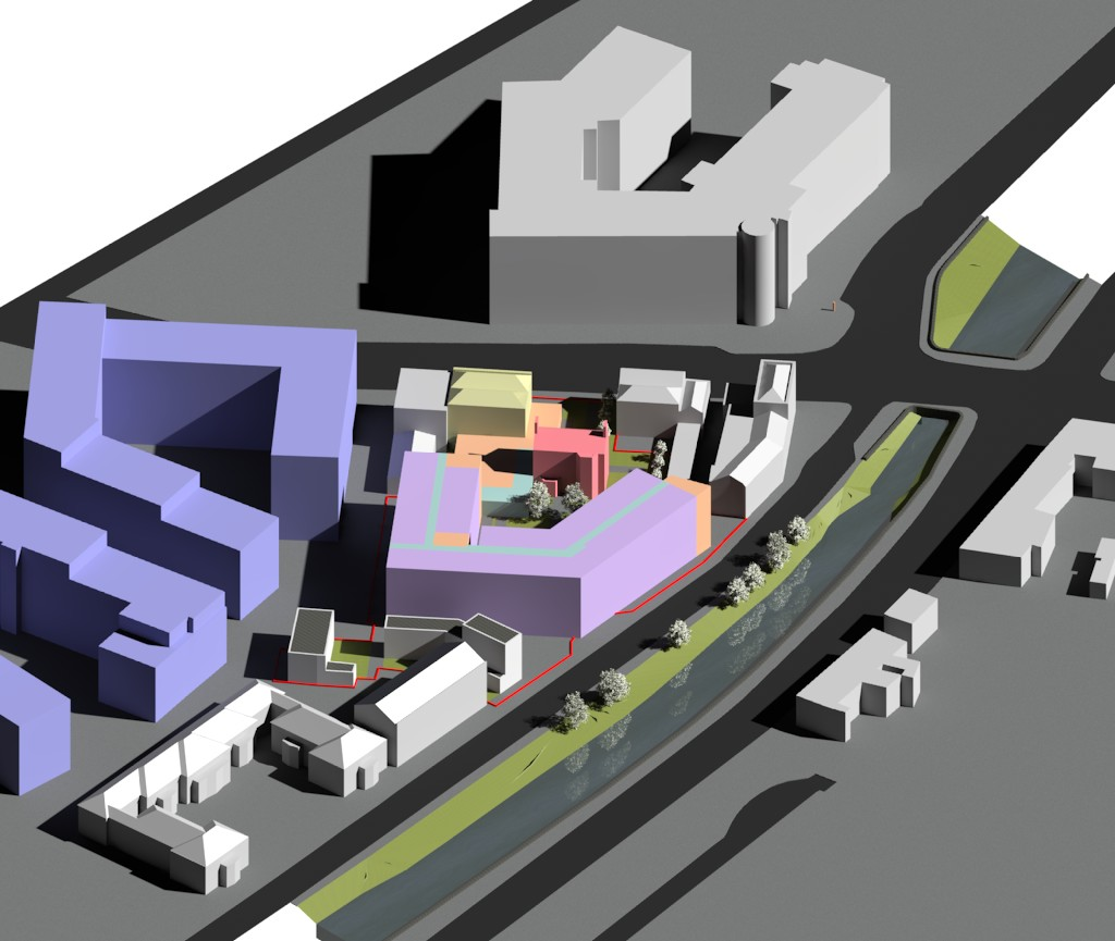 What is BIM? - Building information modeling (BIM) is a process involving the generation and management of digital representations of physical and functional characteristics of a building or facility. The resultingbuilding information models become shared knowledge resources to support decision-making about a facility from earliest conceptual stages, through design and construction, through its operational life and eventual demolition.