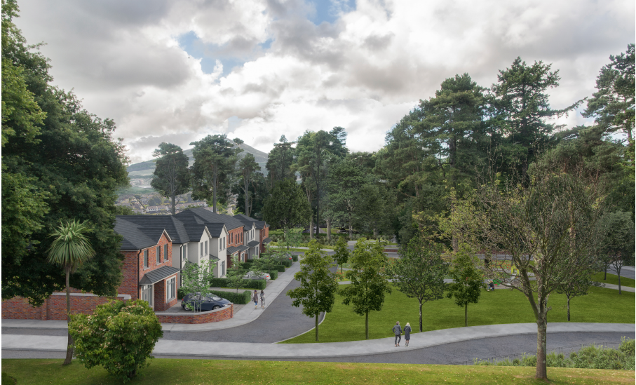 Herbert Road   Kilbride Hill House is a protected structure set in a mature landscape. The design was developed to protect and enhance the existing qualities of the site.