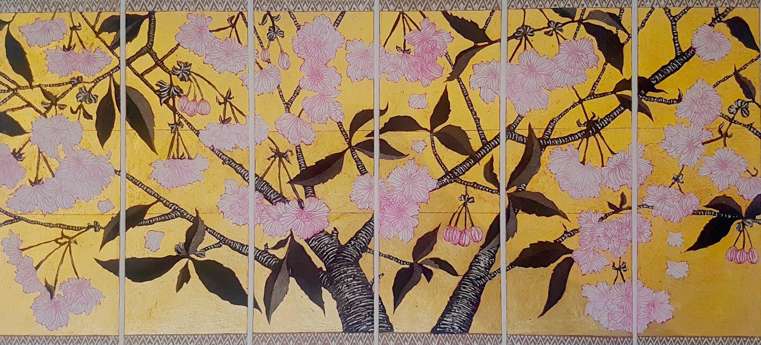 (Under the Cherry Blossom, Jean Bardon)