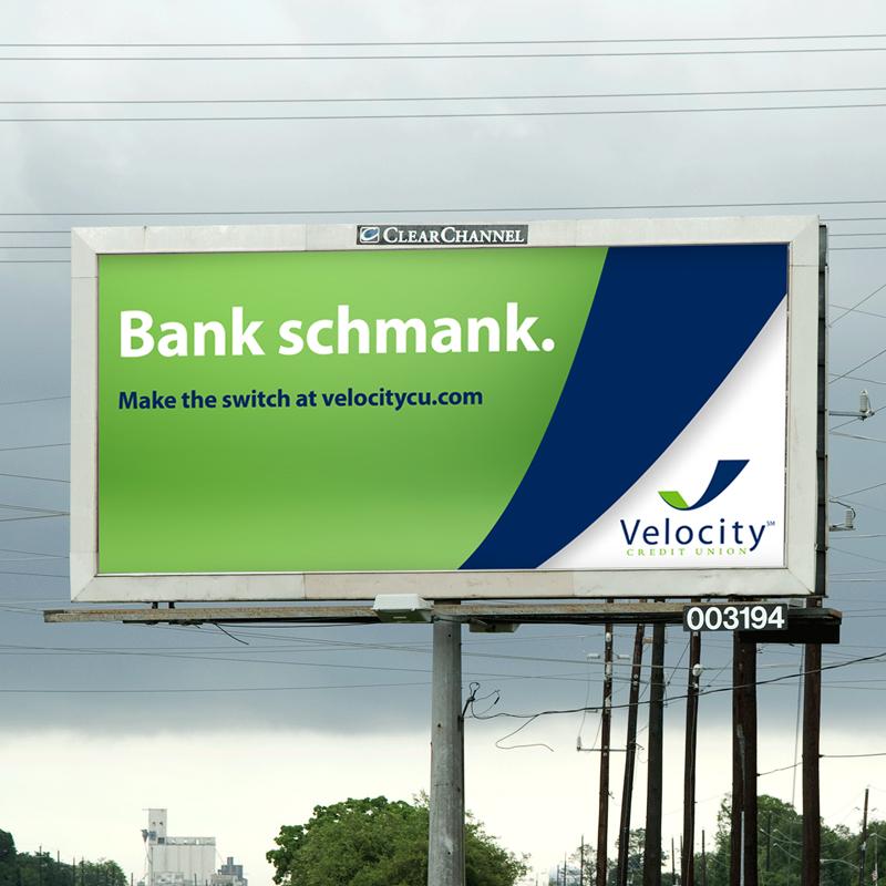 """Velocity """"Schmank"""""""