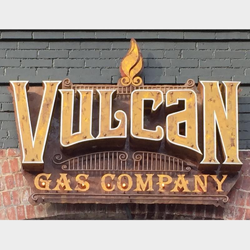 Vulcan Gas Co.