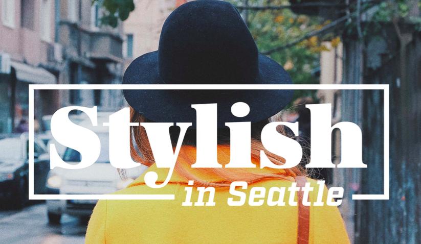 Stylish in Seattle