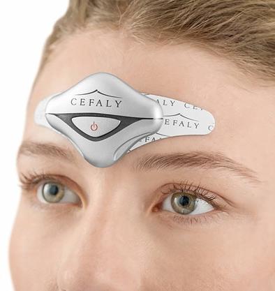 cefaly technology image