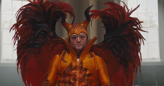 """rocketman"" Paramount pictures"