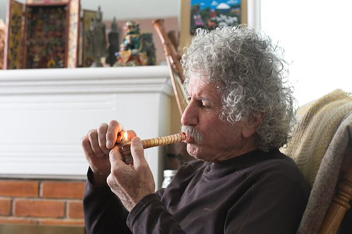 Most Older Adults Don't Tell Doctors About Their Cannabis Use