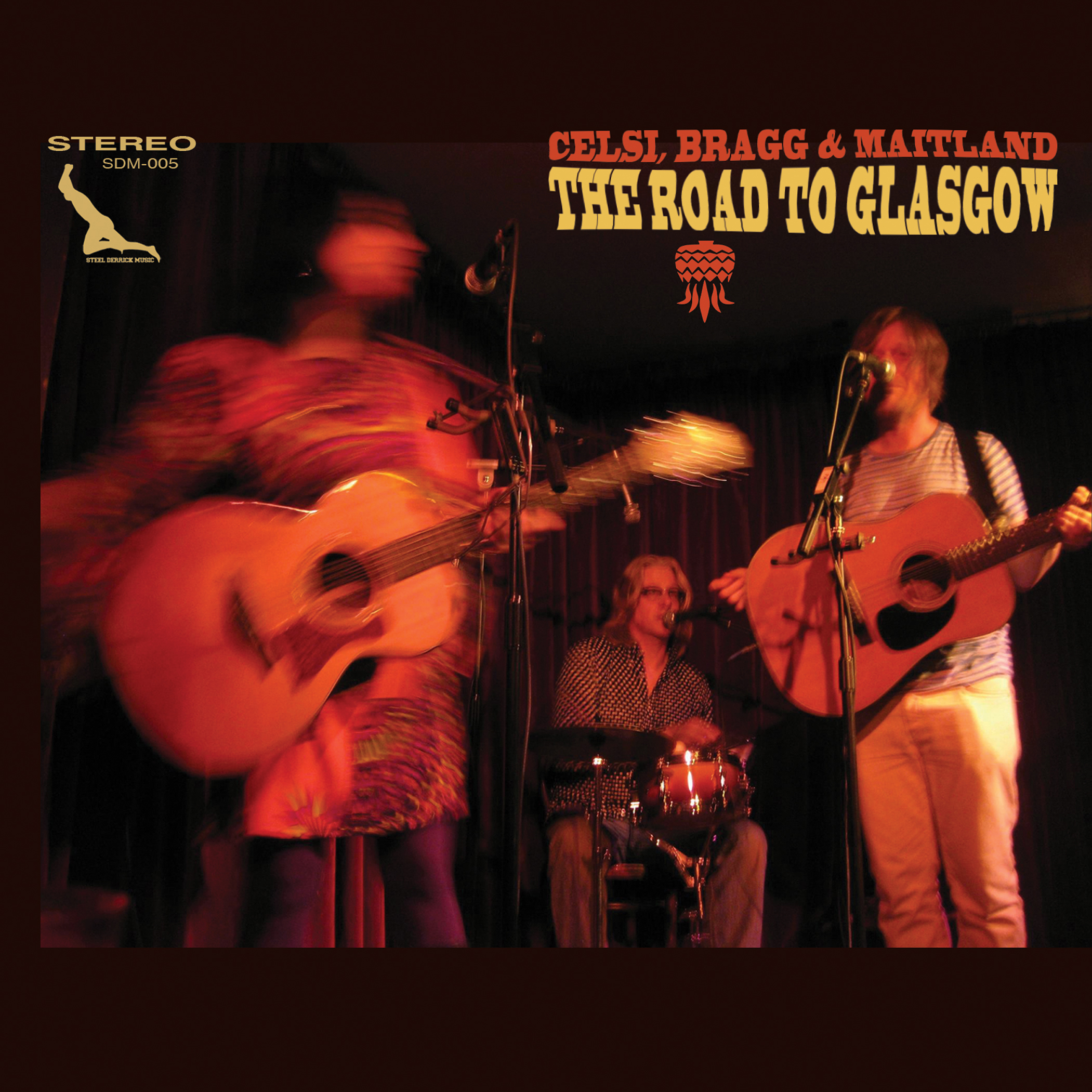 The Road To Glasgow | COVER C.jpg