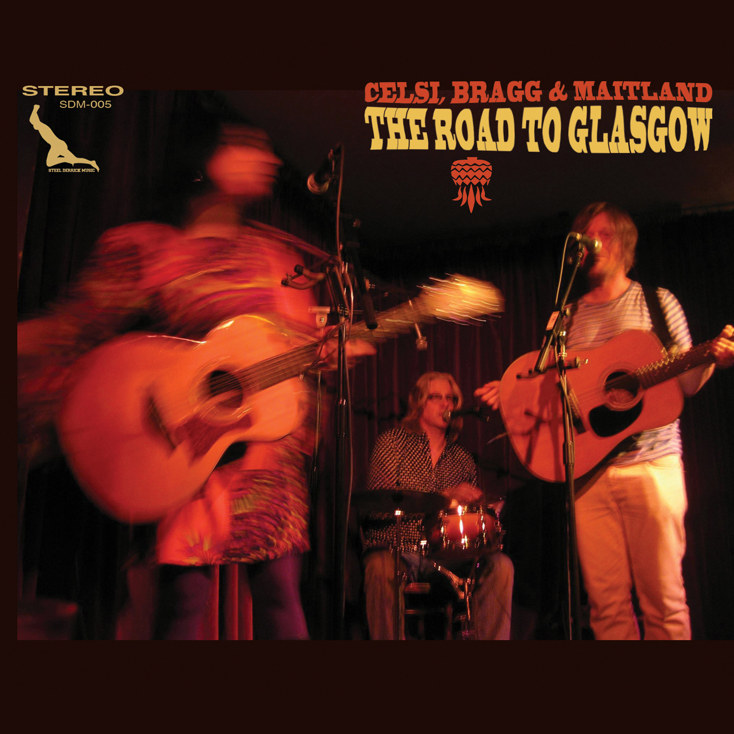 The Road To Glasgow COVER SQ.jpg