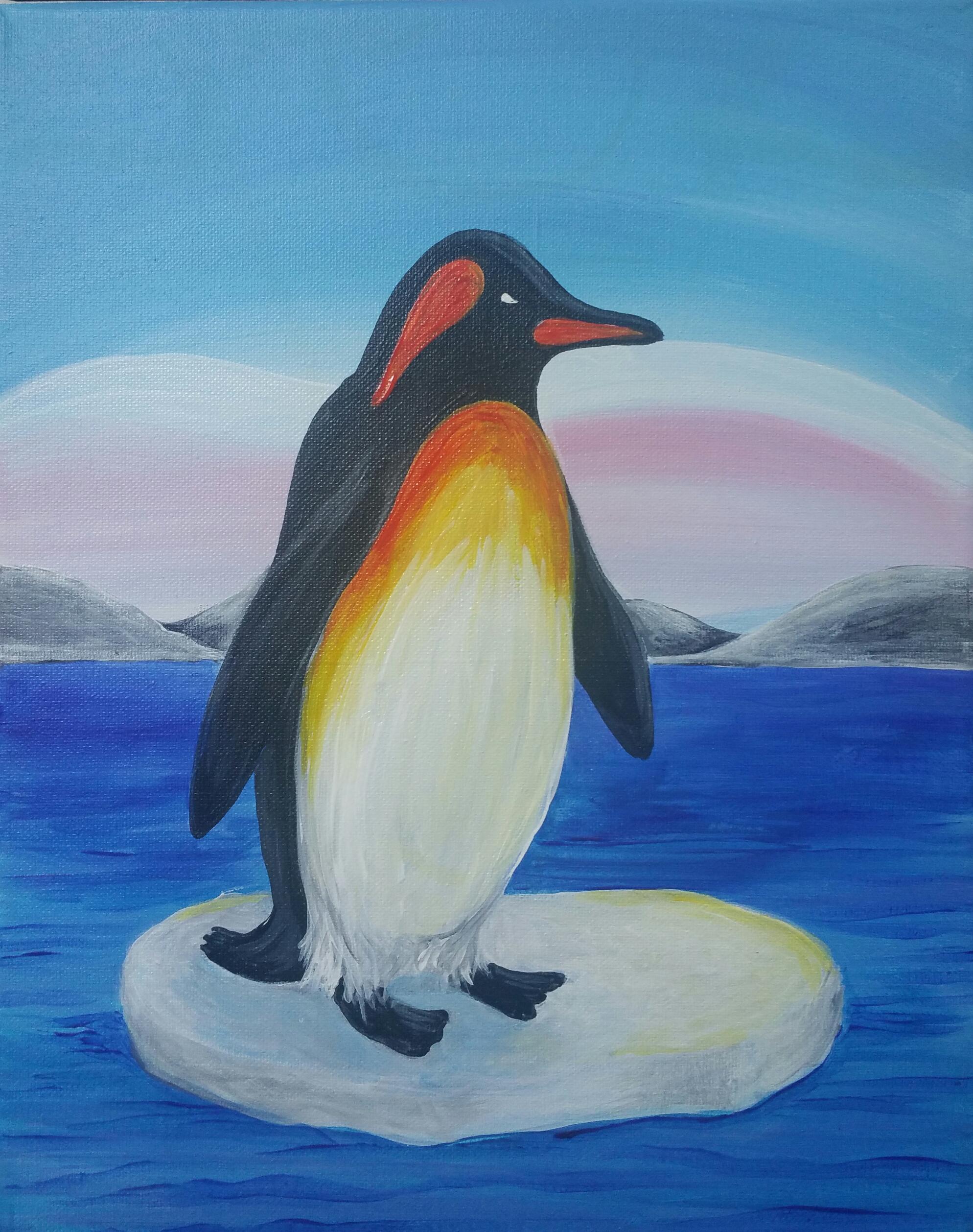 Penguin Float