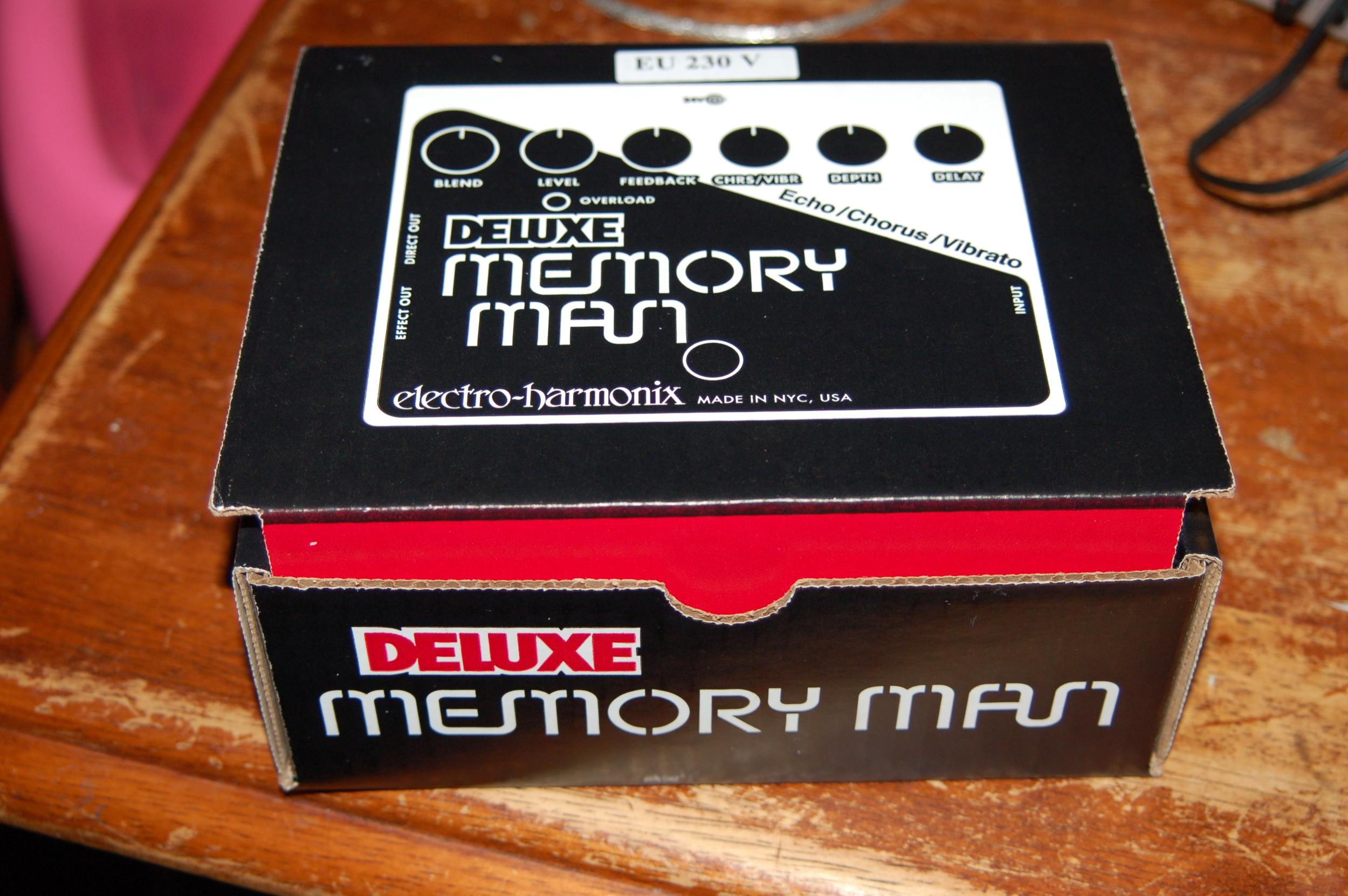 Daddy of Delays: Deluxe Memory Man