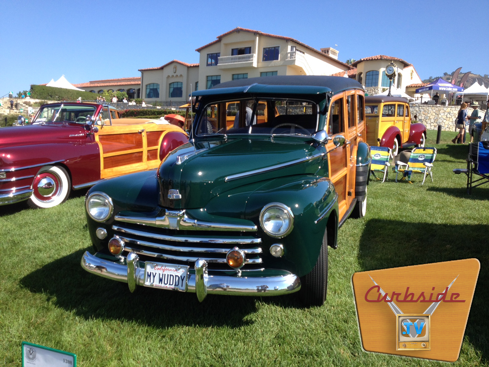 1948 Ford Super DeLuxe 8 Woodie