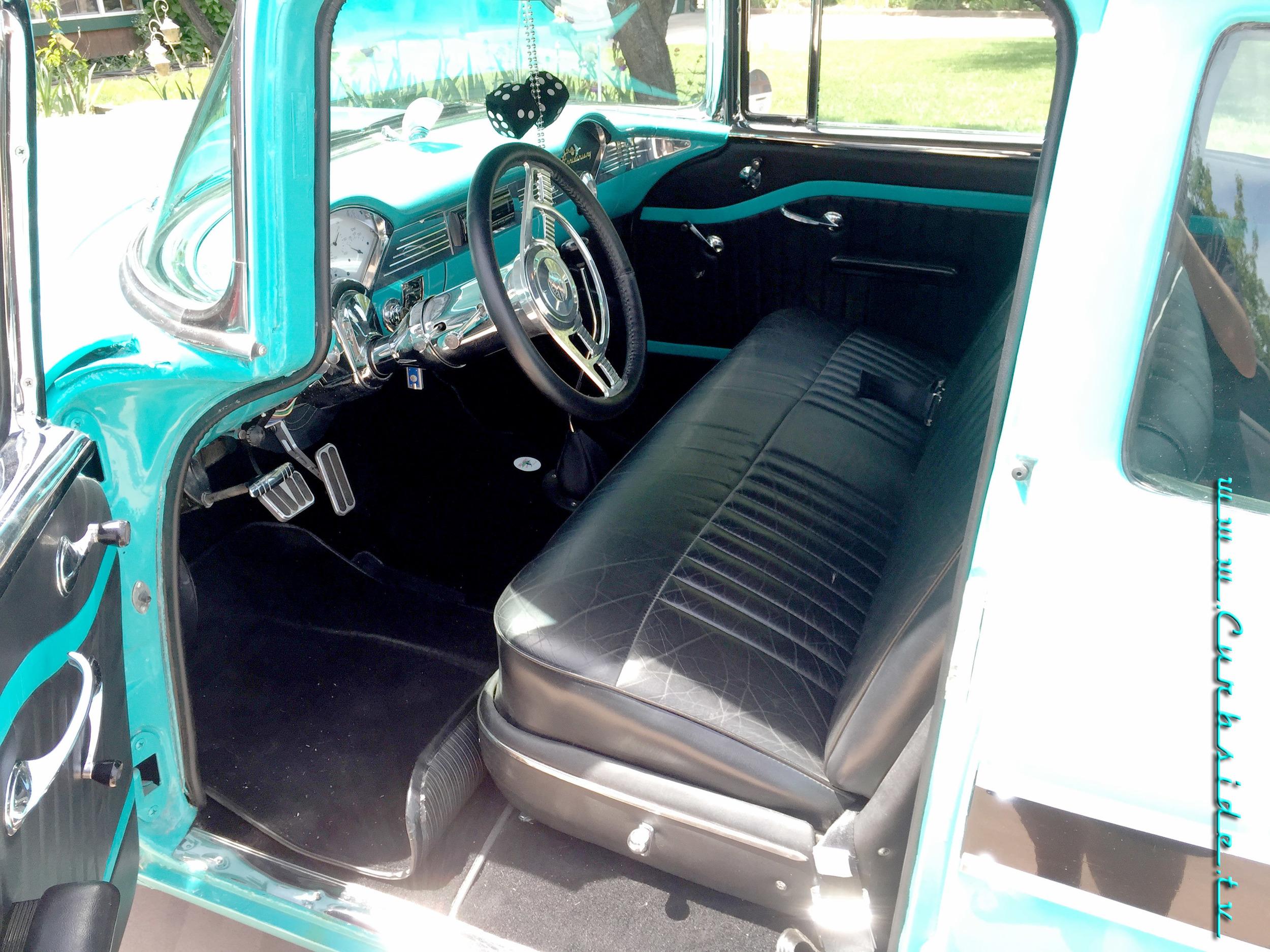 1956 Chevrolet Interior