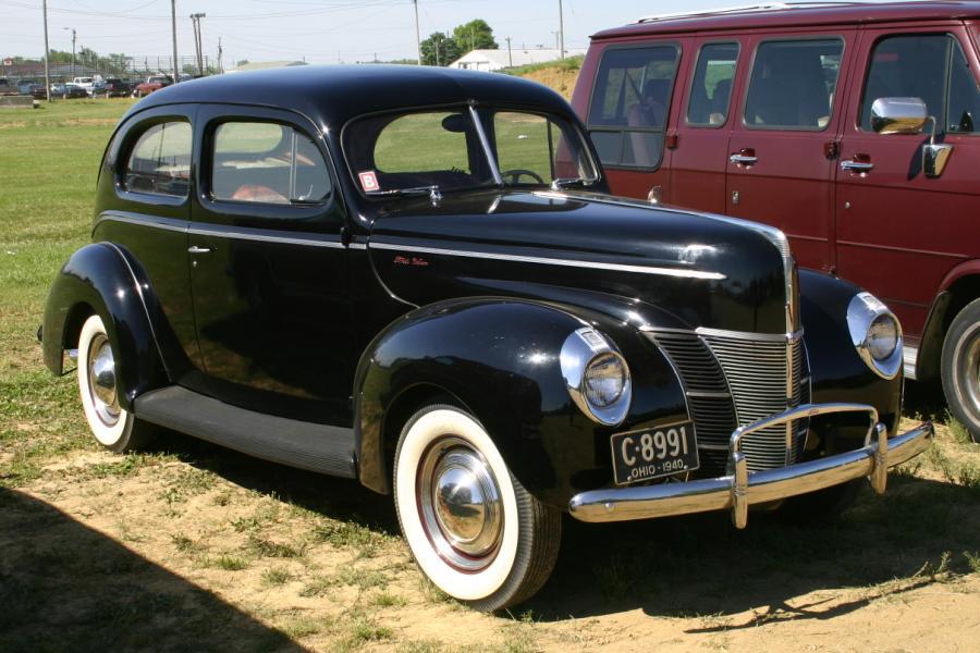 1940 Ford Fraud