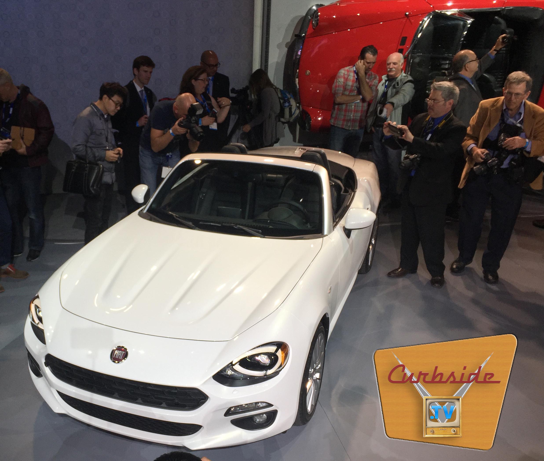 2016 Fiat 124