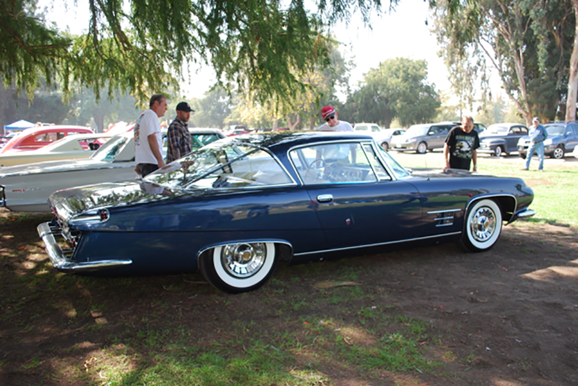 1962 Ghia L6.4 owned by Dean Martin