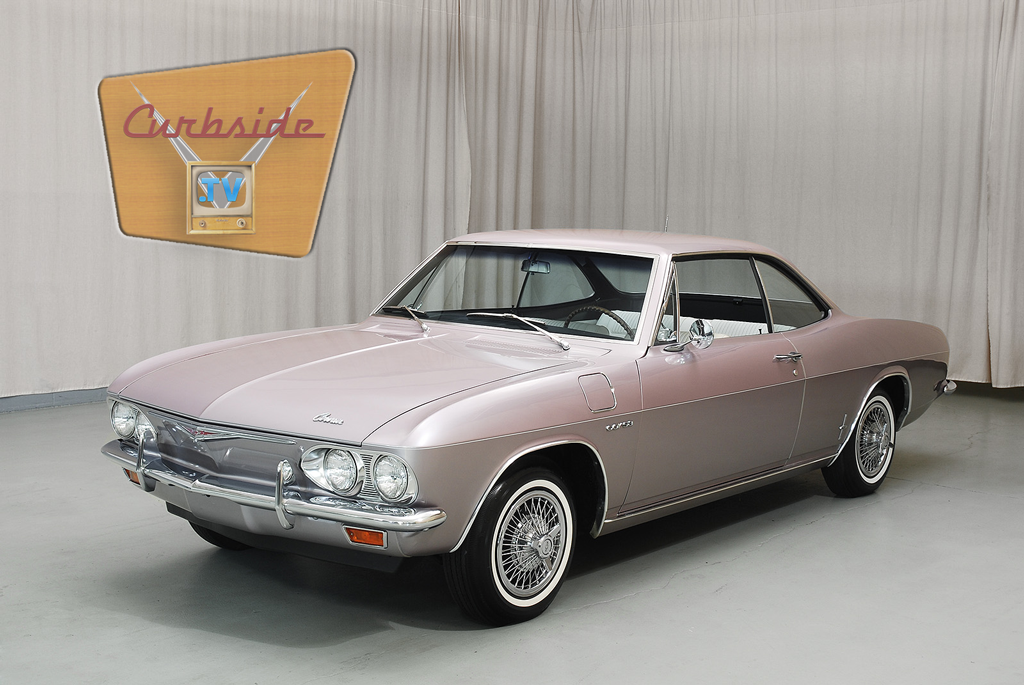 Second-generation Chevrolet Corvair