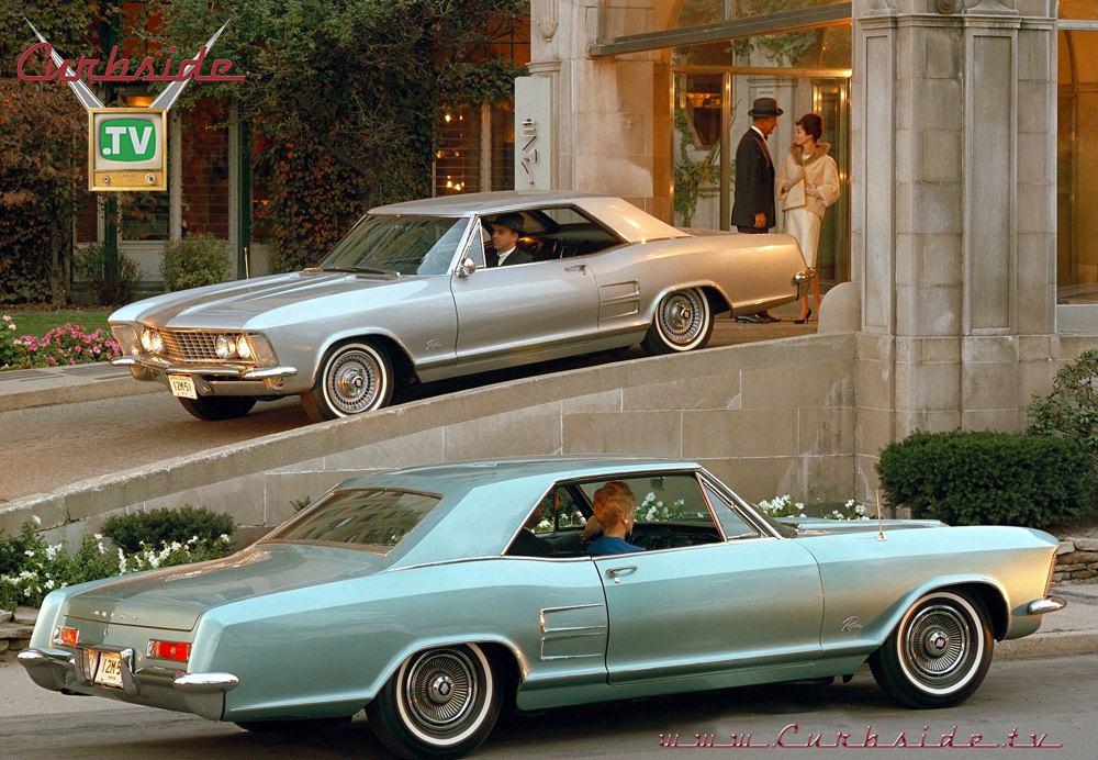 1963 Buick Riviera brochure