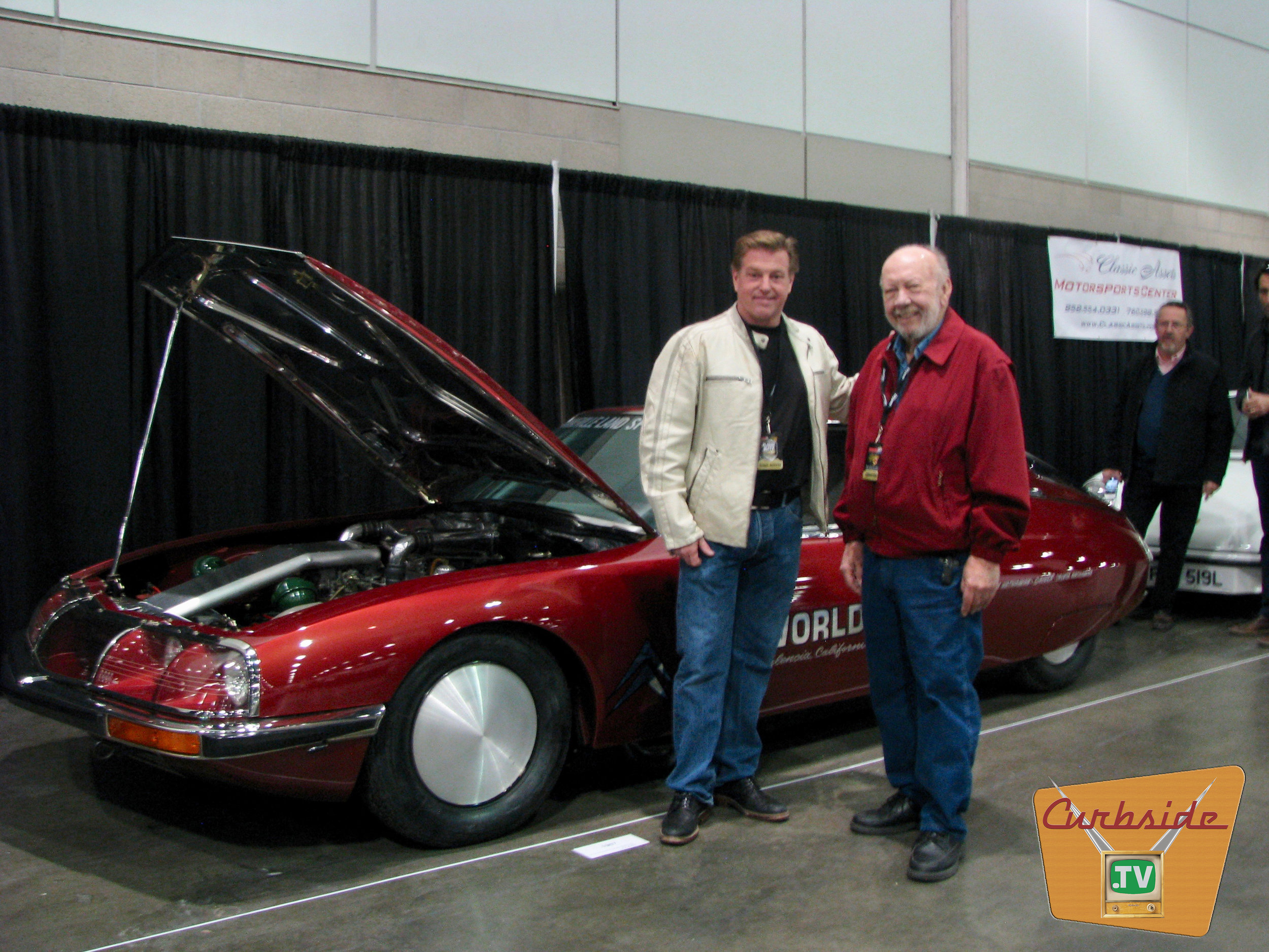 Chip Foose and Jerry Hathaway