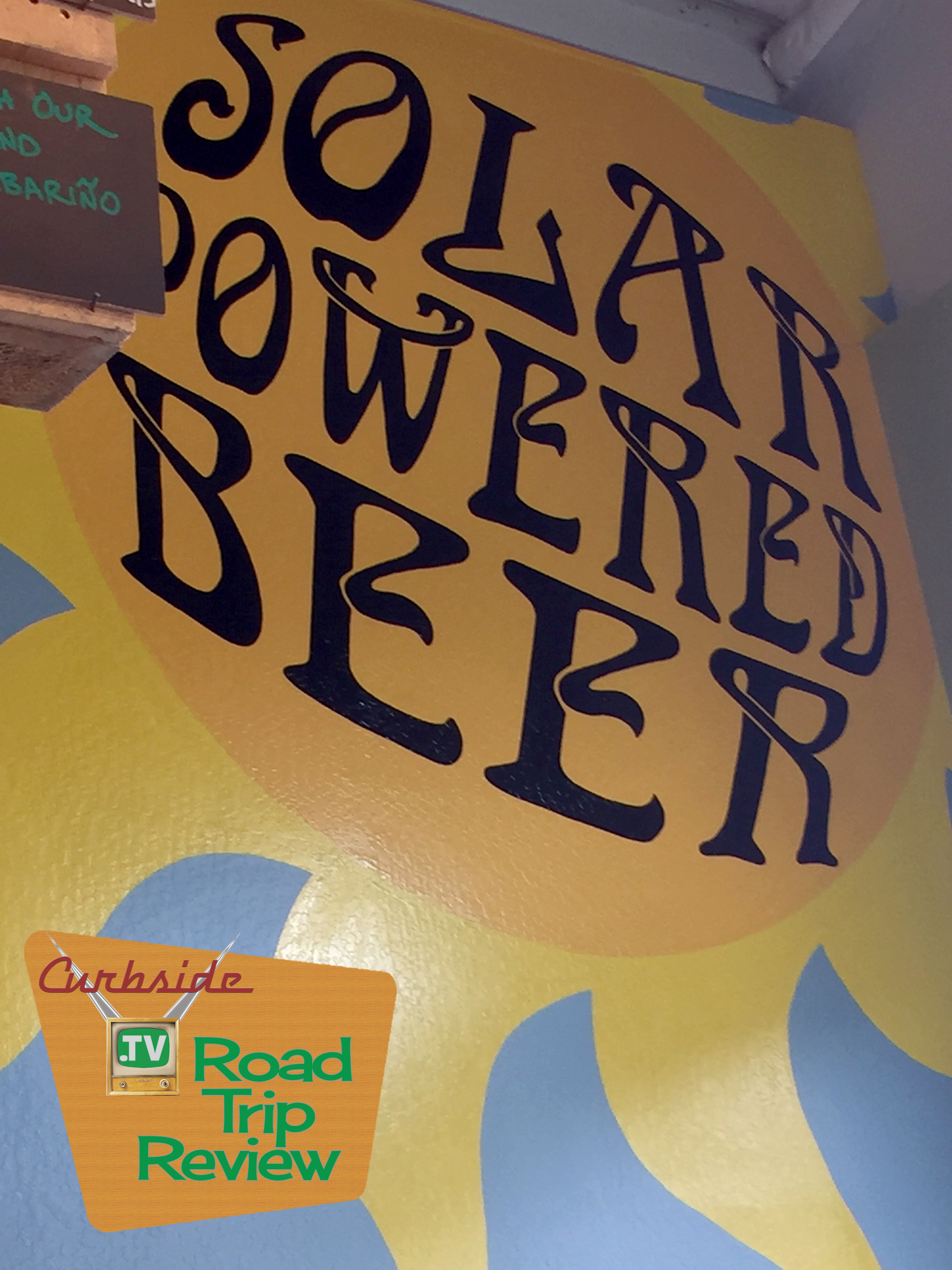 Solar Powered brewery - Anderson Valley Brewing Company