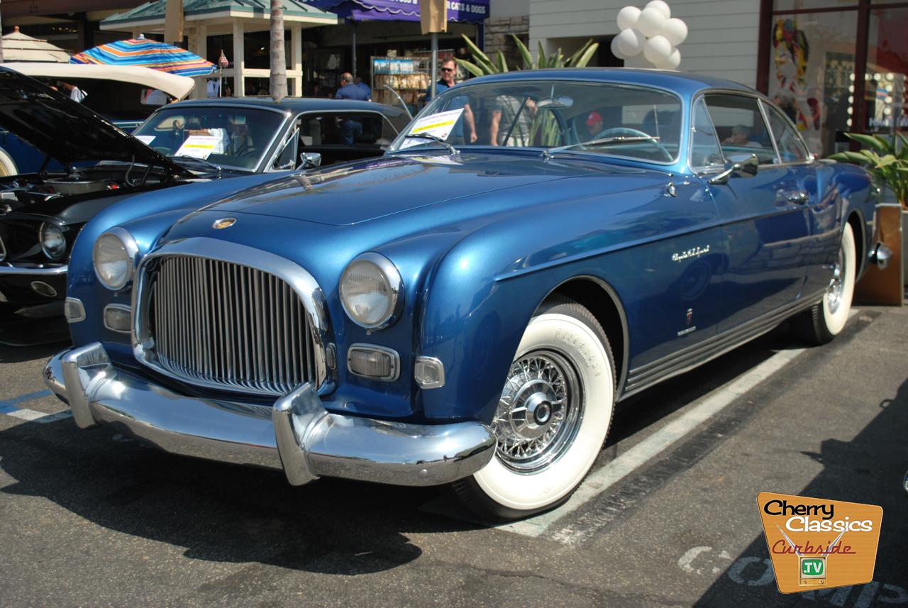 1953 Chrysler Ghia