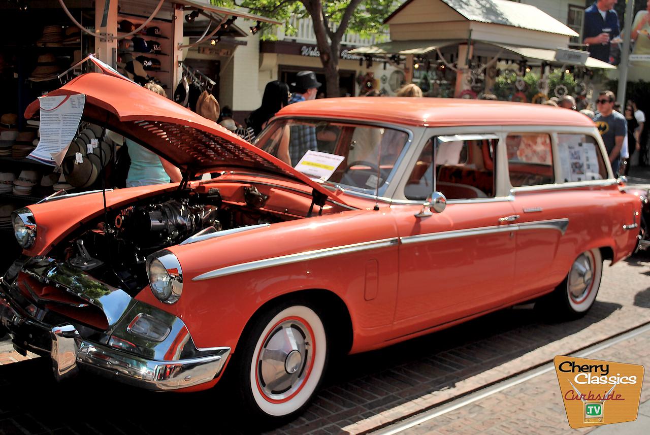 1957 Studebaker Commander Wagon
