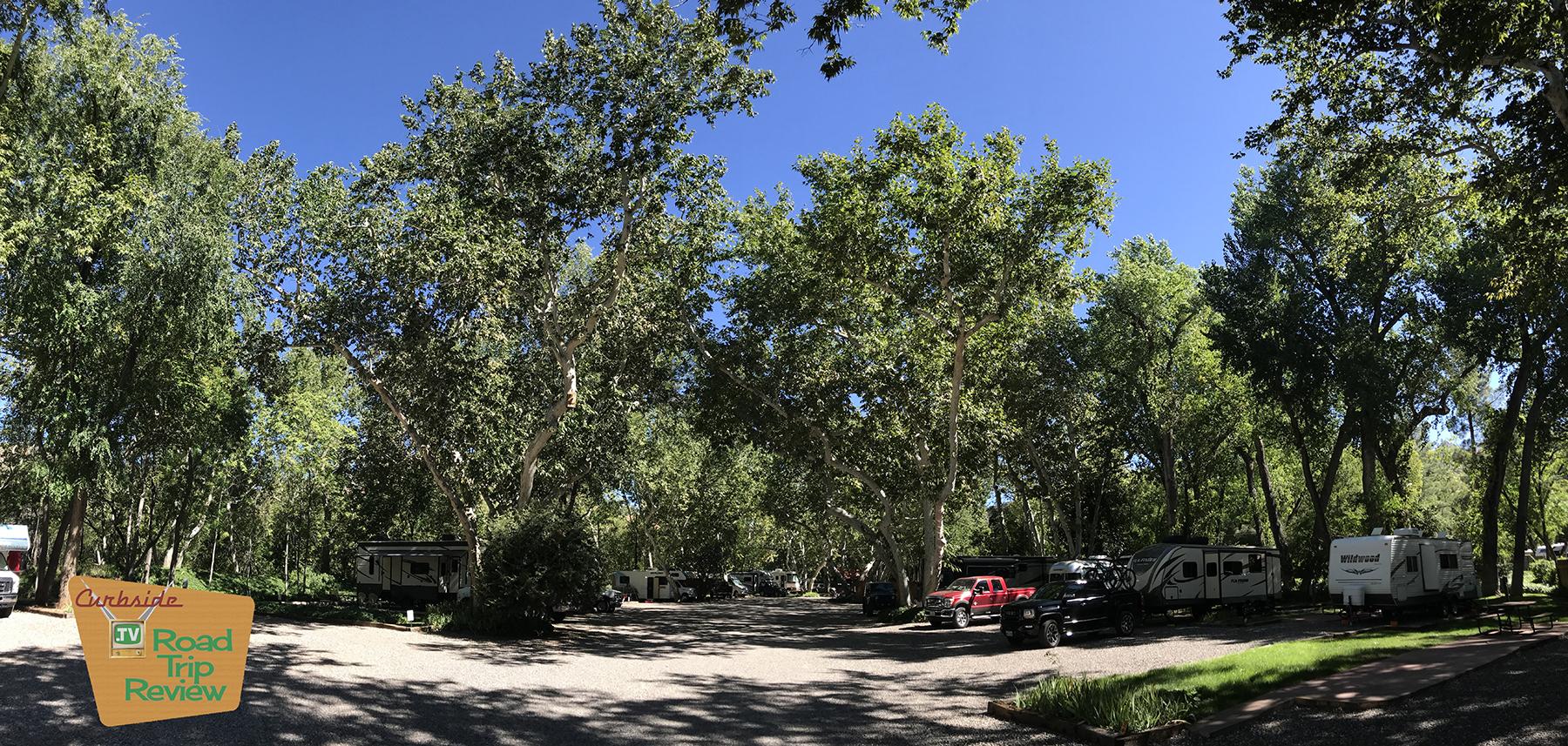 Rancho Sedona RV park in Sedona, Arizona