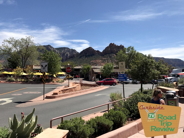 Art and shopping in Sedona, Arizona