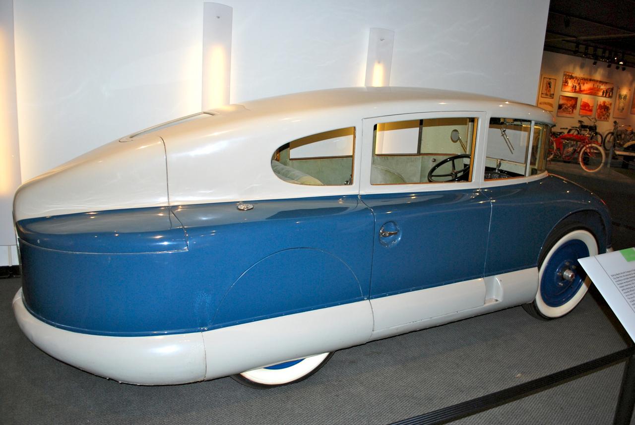 1928 Martin Aerodynamic