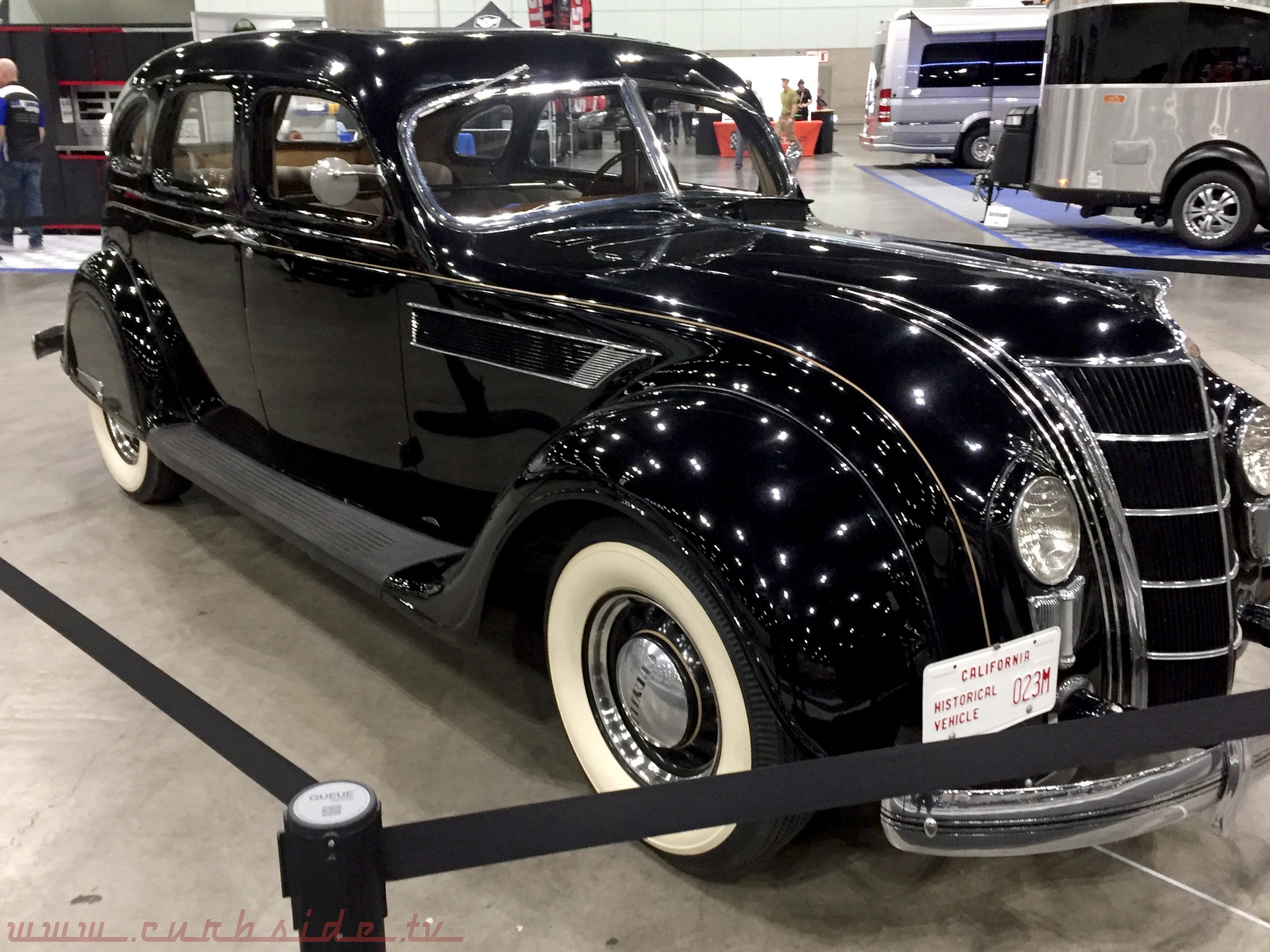 2018 Los Angeles Classic Car Show - Chrysler Airflow