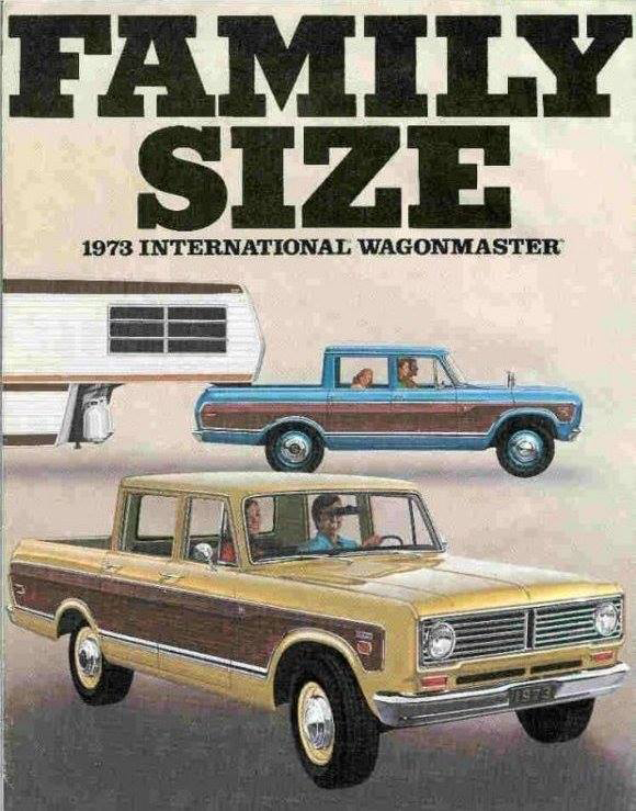International Wagonmaster advertisement
