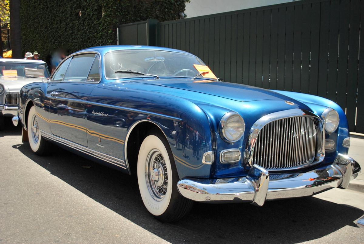 Cherry Classics Gilmore Classic Car Show