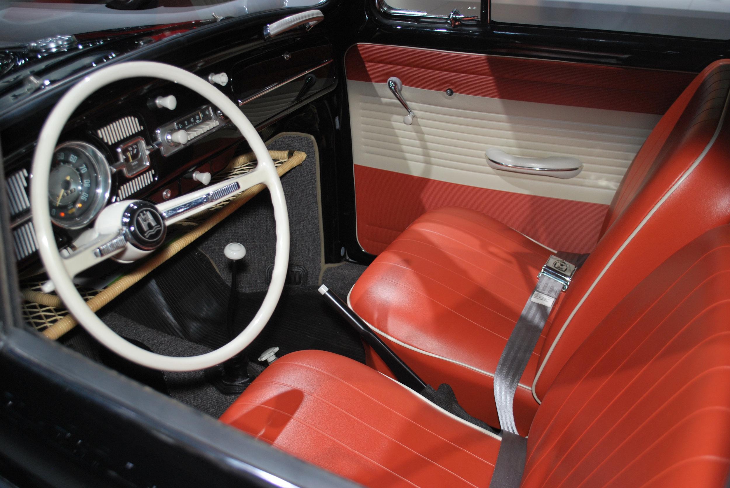 Vintage VW slug bug interior.jpg