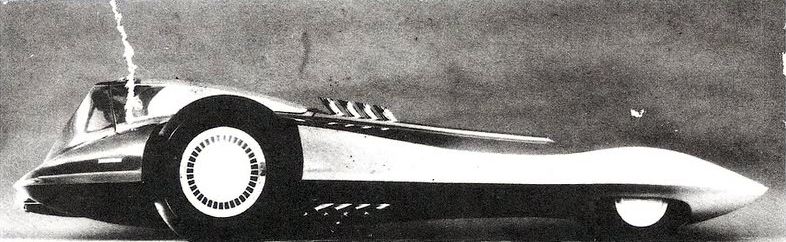 Ford Twister dragster concept
