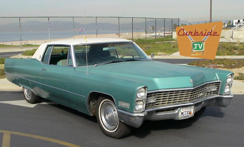 1967 Cadillac Coupe d'Ville