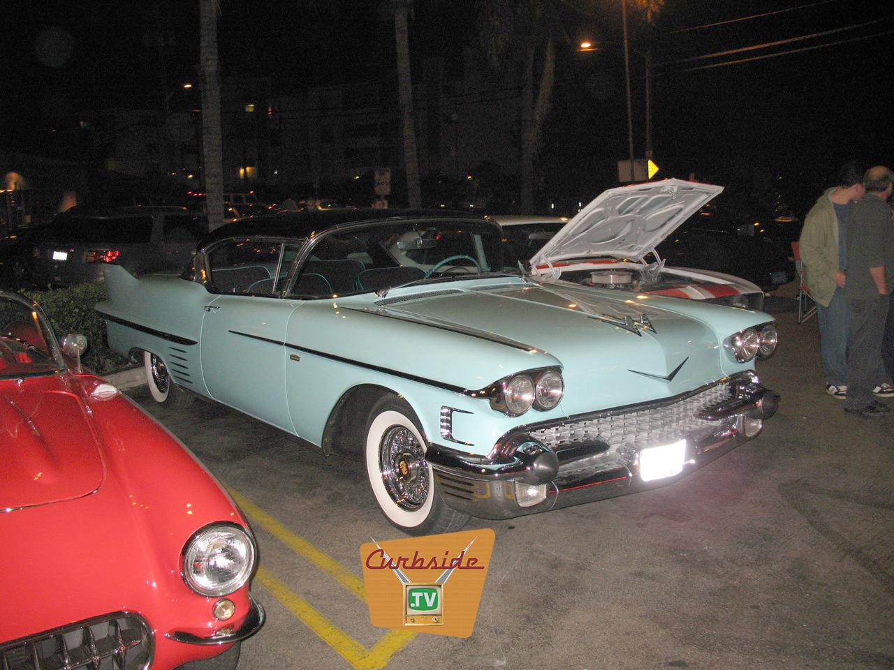 1957 Cadillace Coupe d'Ville