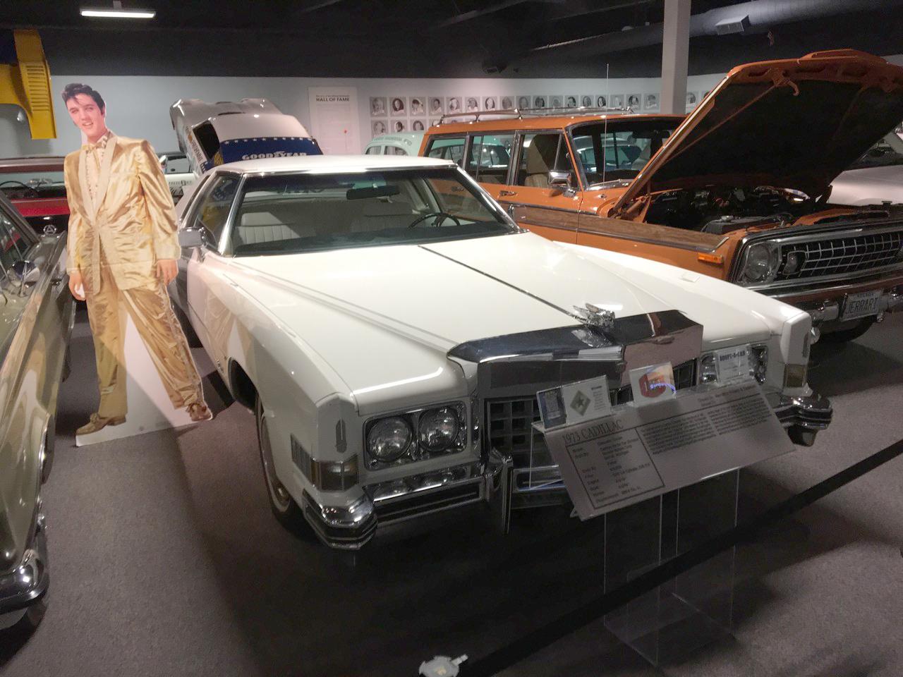 Elvis Presley's Cadillac Eldorado