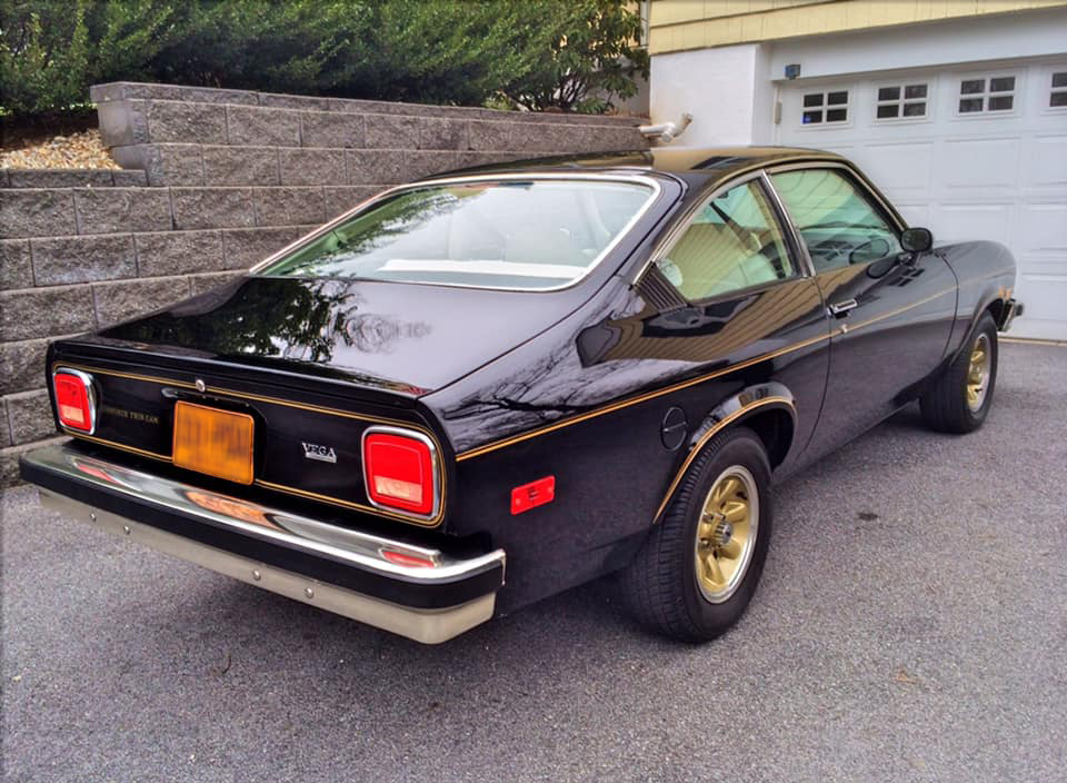 Chevrolet Cosworth Vega